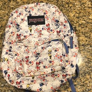 Jansport Minnie and Daisy Backpack